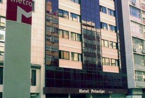 Hotel Príncipe Lisboa